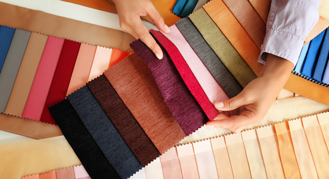 Choosing Curtain fabrics