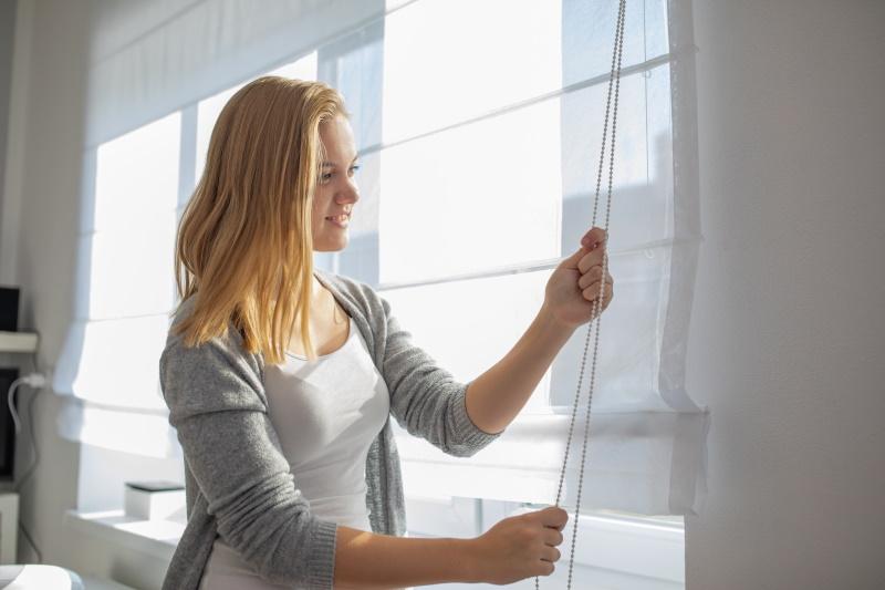 Domestic interior blinds